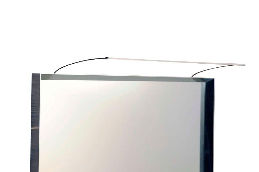 TREX LED nástěnné svítidlo 77cm 12W, hliník ED172