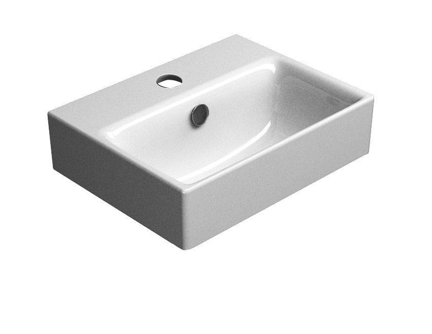 SAND keramické umyvadlo 40x32cm 9084111