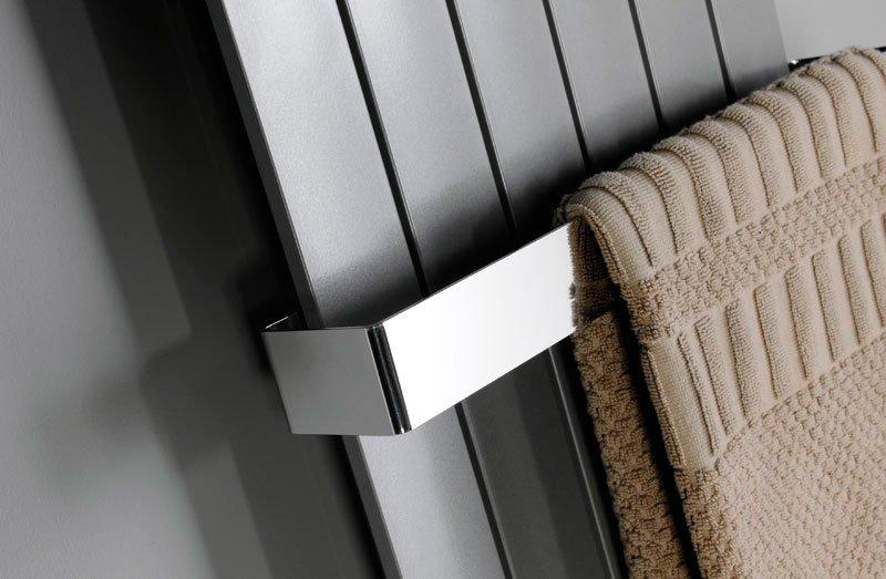 COLONNA držák ručníků 602x74mm, broušená nerez IRPA20