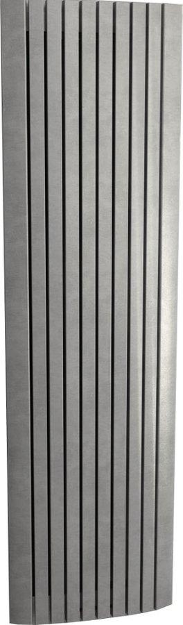 MEMFIS otopné těleso 420x1800 mm, 823 W, stříbrná strukturální MFS-418SS