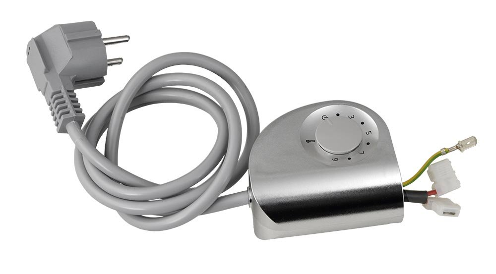 Termostat k Othello Mono, šedá metalíza 308.03