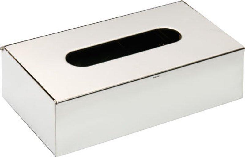 Kleenex box 250x130x75mm, nerez lesk 102303021