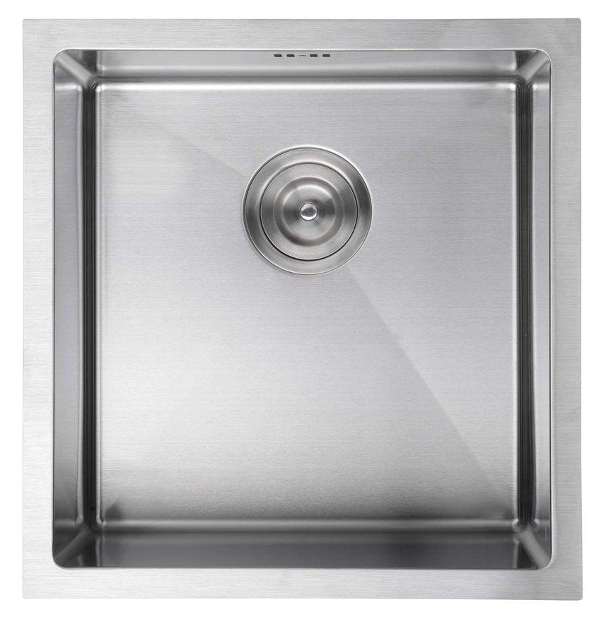 EPIC Nerezový dřez 44x43x23 cm EP4443