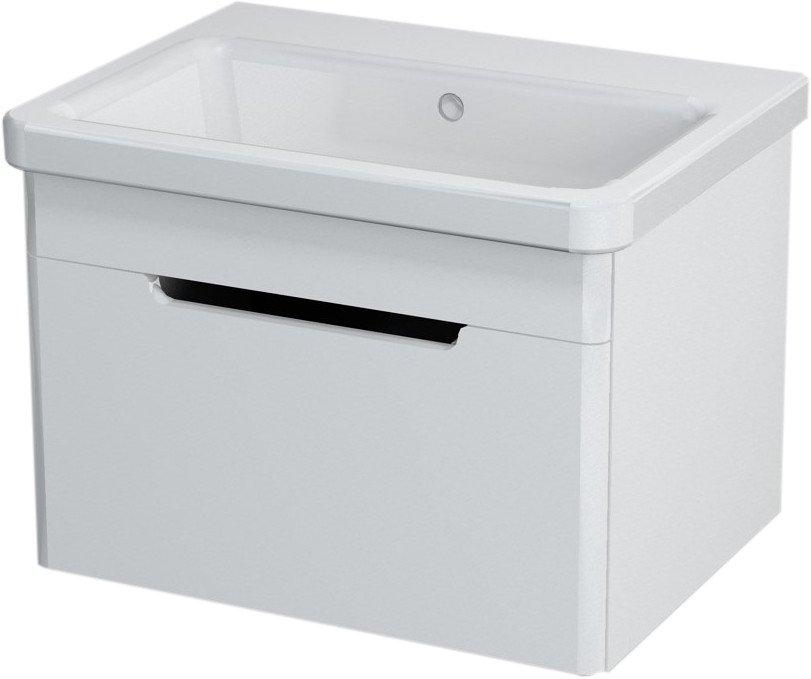 ELLA umyvadlová skříňka 56,5x39x43cm, bílá 70060