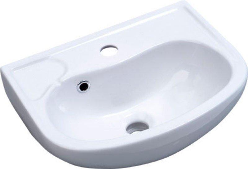 Keramické umyvadlo 45x35cm (3019) 10TP71045