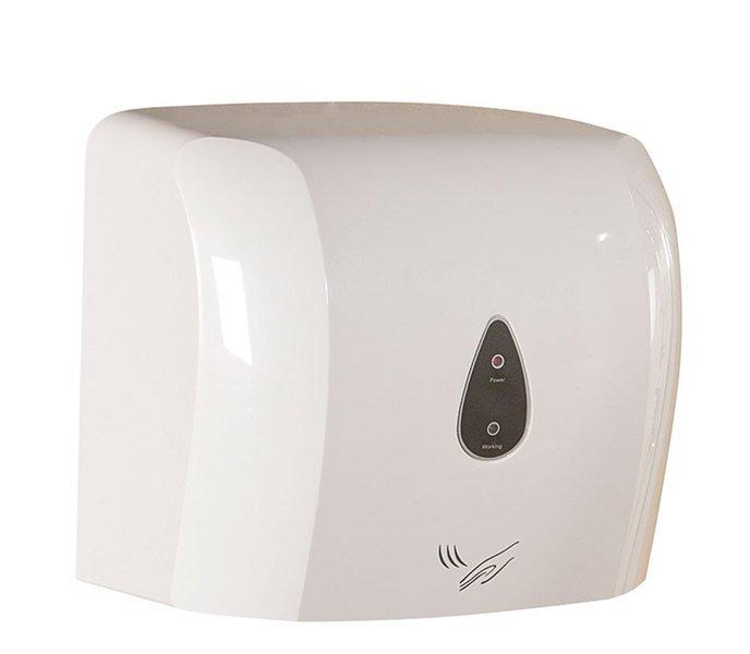 Elektrický osoušeč rukou 1100W, 230V, bílý 1319-97
