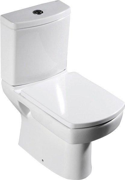 Kombi WC Basic,spodní/zadní odpad WCset03-Basic