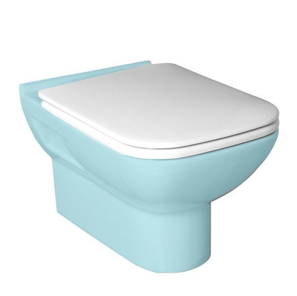 BABEL WC sedátko soft close, duroplast, bílá/chrom 70110729