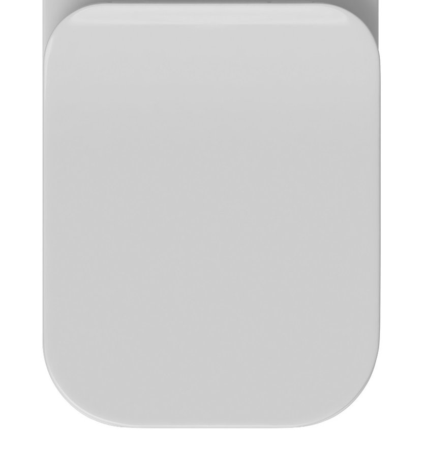 SOTT AQUA WC sedátko Soft Close, duroplast, bílá 40Q50500I