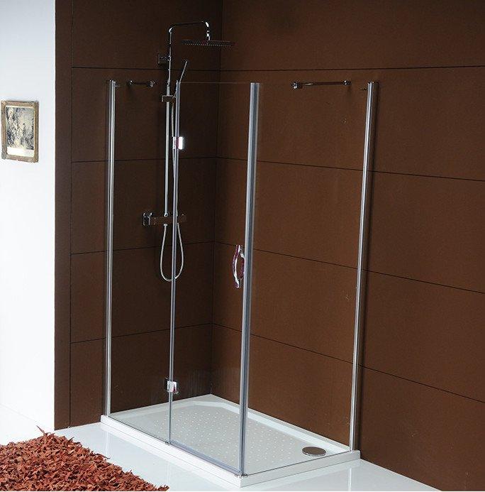 Legro čtvercový sprchový kout 900x900mm L/P varianta GL1190GL5690