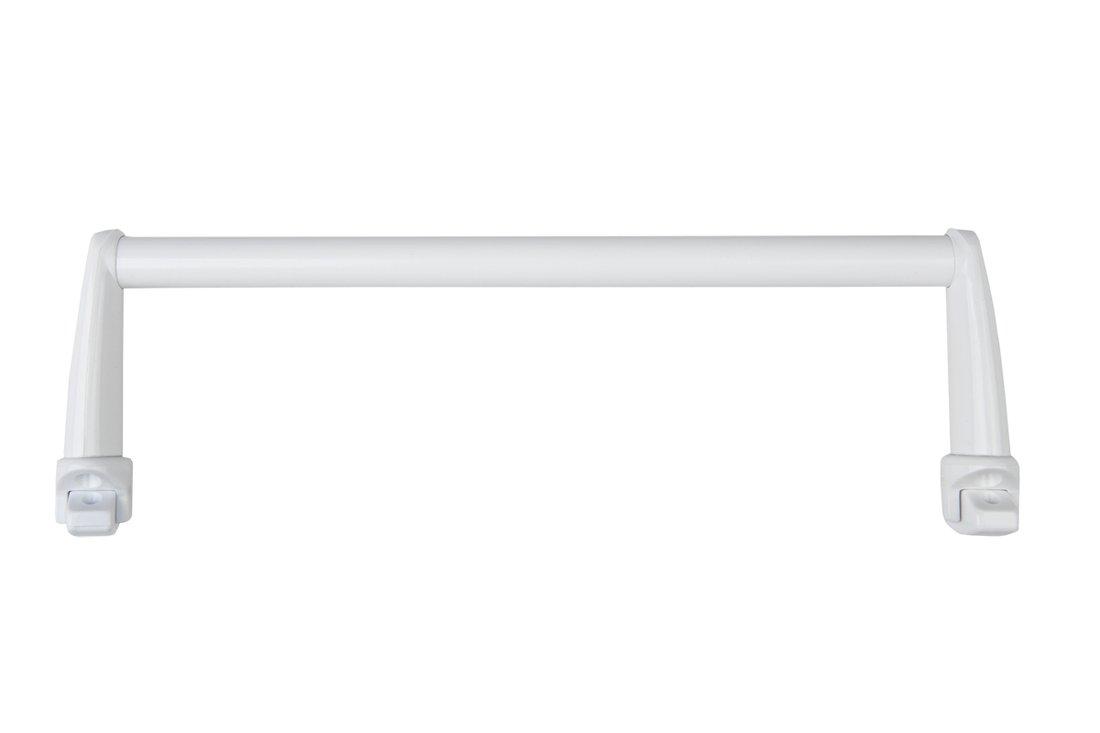 Sušák ručníků na otopná tělesa 50 cm rovný, bílá IDR-50