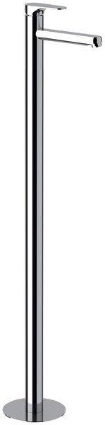 CORNELI umyvadlová baterie na připojení do prostoru, chrom CE16