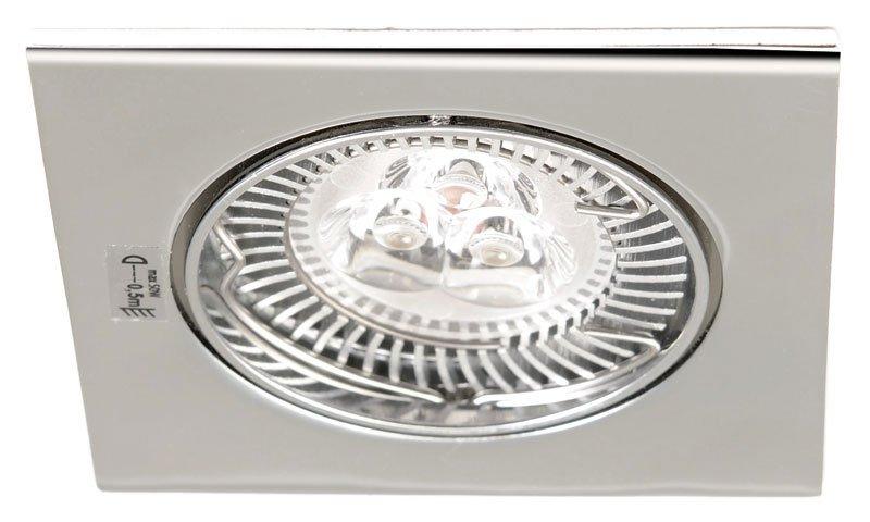 NAVI podhledové svítidlo výklopné, 50W, 12V, chrom 2551