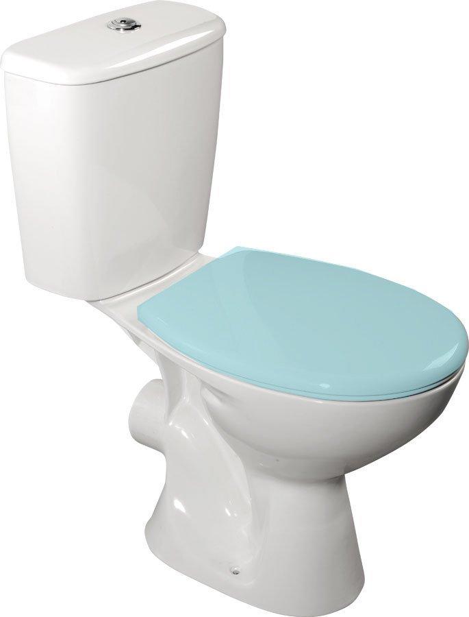 JUAN WC kombi mísa s nádržkou vč. splachovací soupravy, zadní odpad (FS1PKC77) LC2154