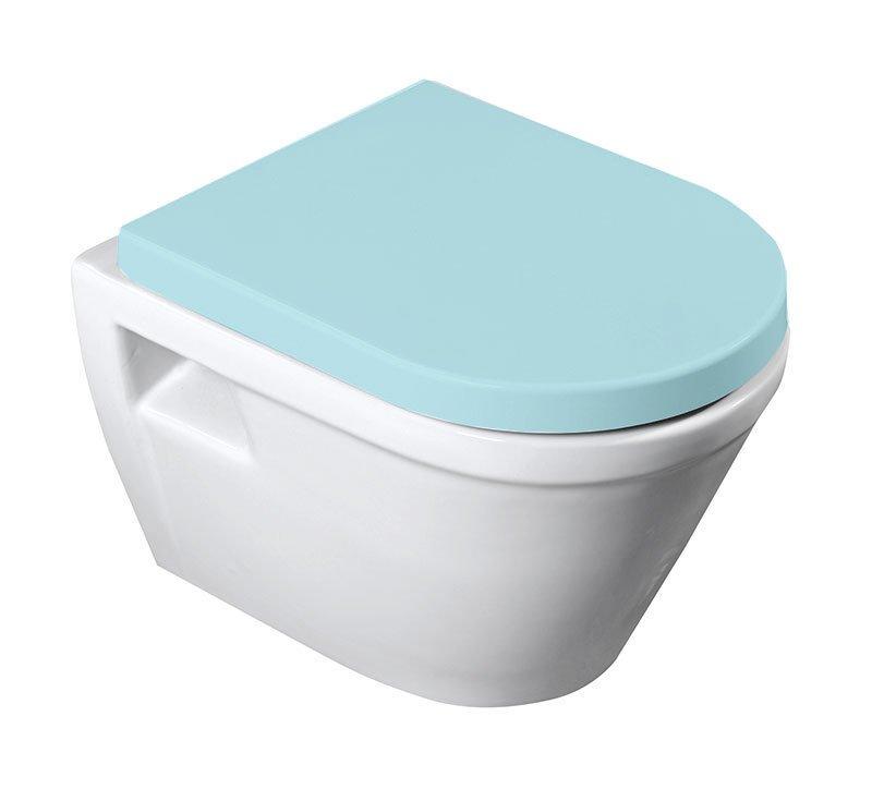 IDEA WC závěsné 35,5x52cm 71125363