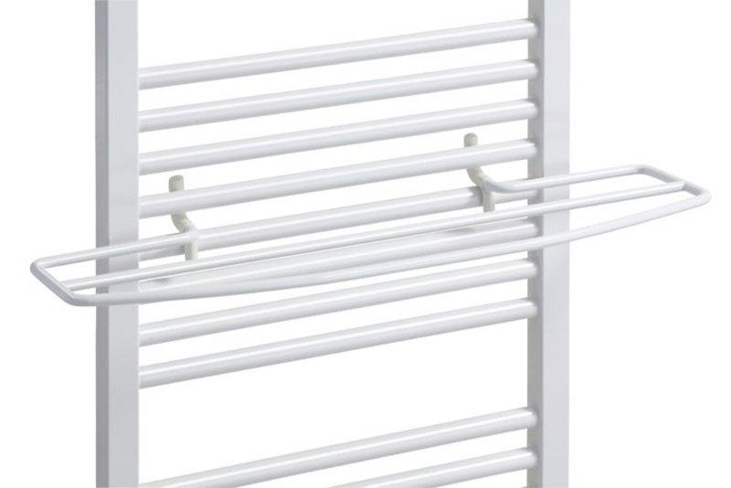 Sušák ručníků na otopná tělesa 214x600mm, bílý 1306-09B