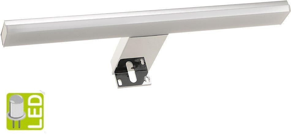 FELINA LED svítidlo, 8W, 308x15x112mm, chrom FE030