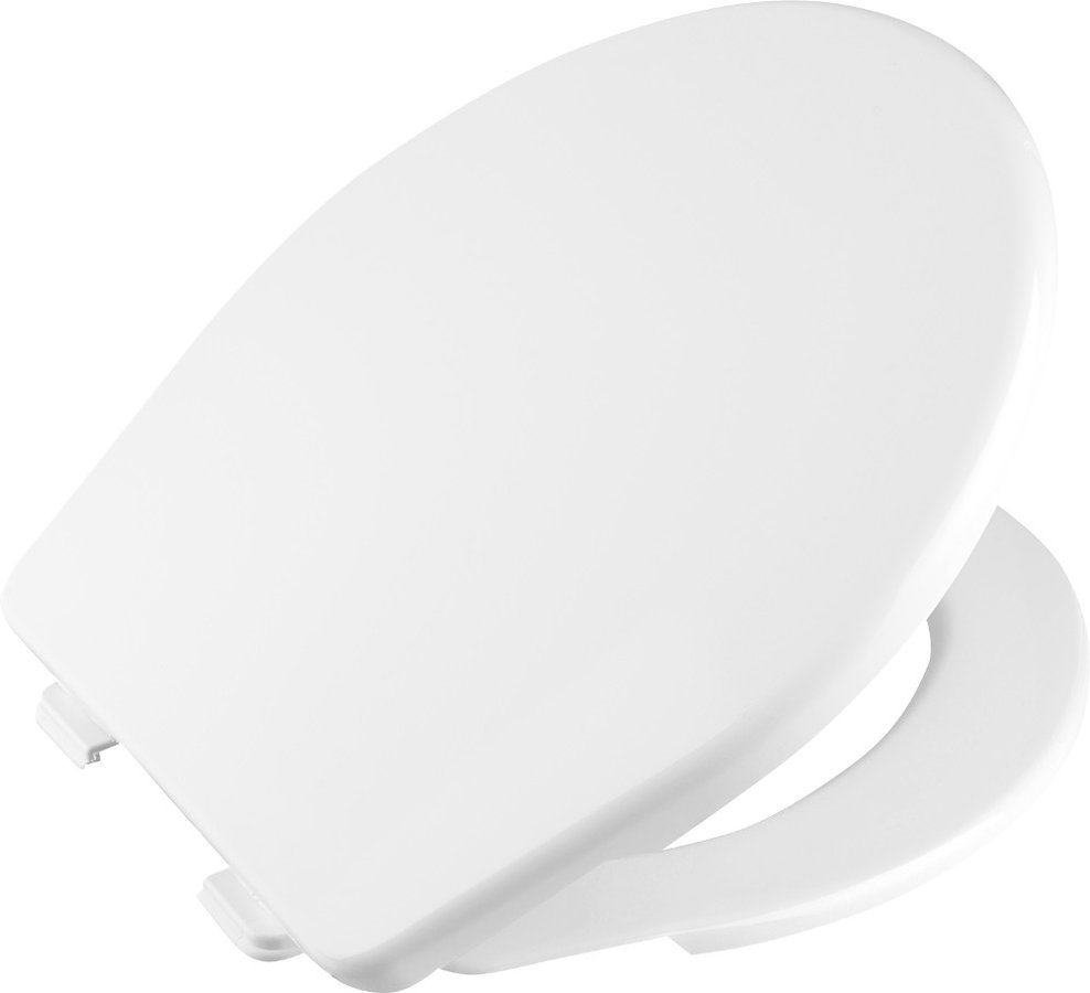 REGINA WC sedátko, polypropylen, bílá 3551
