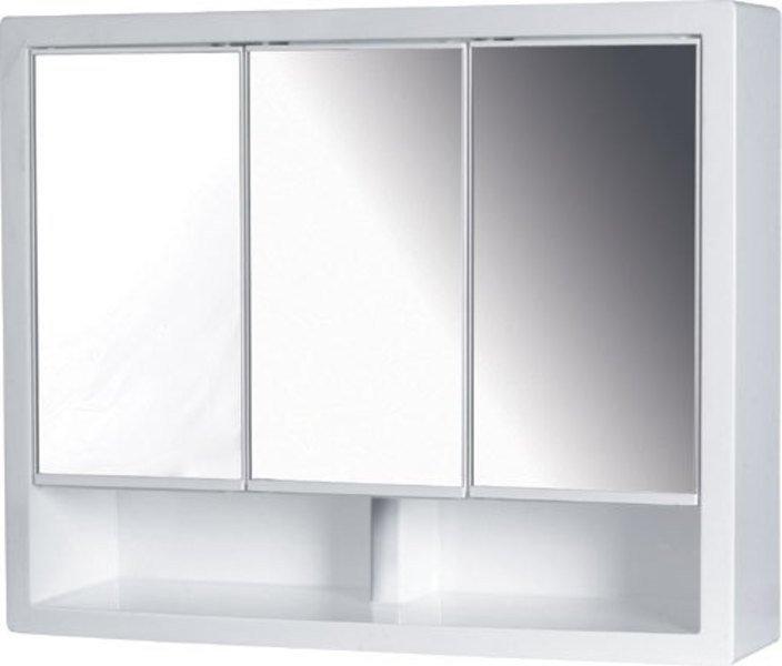 ERGO galerka 62x51x16,5cm, bílá plast 84131