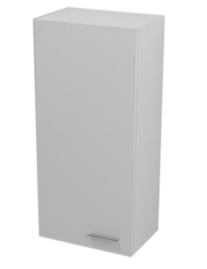 ZOJA/KERAMIA FRESH horní skříňka 35x76x23cm, levá, bílá 50334