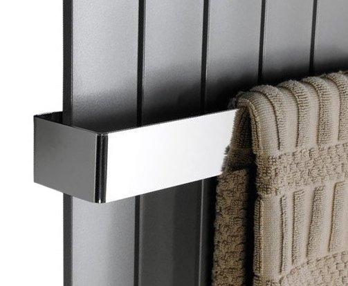 COLONNA držák ručníků 602x74mm, leštěná nerez IRPA18