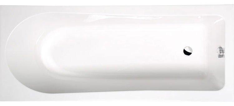 LISA obdélníková vana s podstavcem 170x70x47cm, bílá 87111