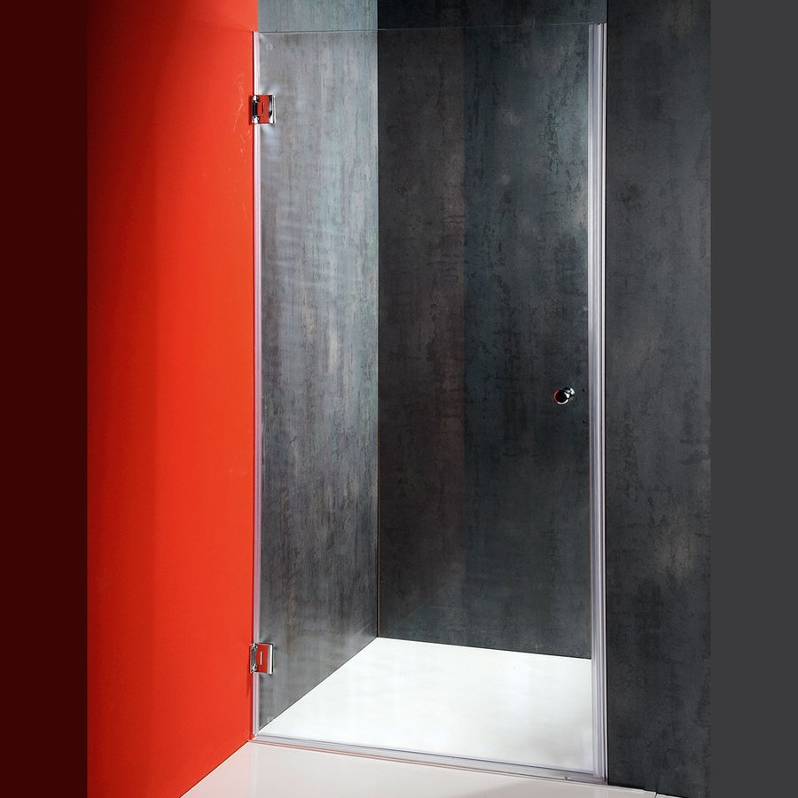 FONTE sprchové dveře 800mm, čiré sklo 2102-01/80