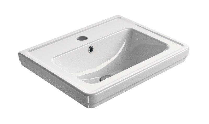 CLASSIC keramické umyvadlo 60x46cm 8731111
