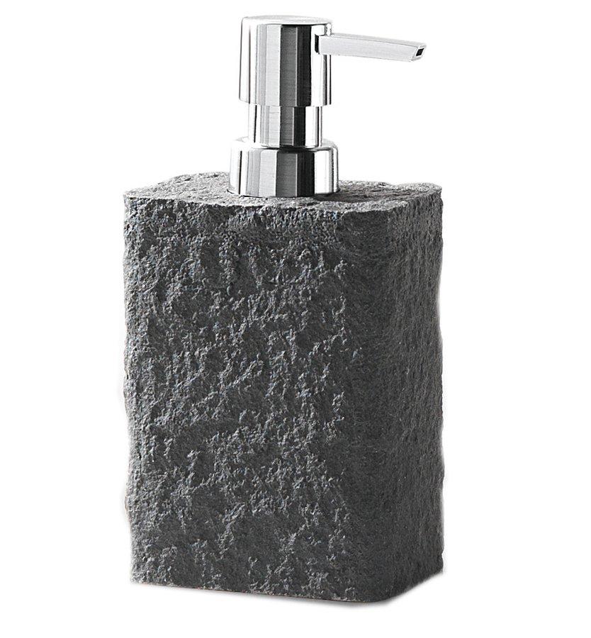 ARIES dávkovač mýdla na postavení, antracit AR8085