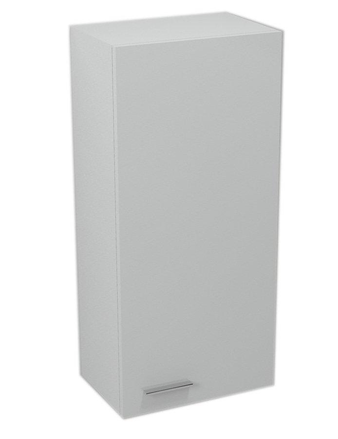 ZOJA/KERAMIA FRESH horní skříňka 35x76x23cm, pravá, bílá 50337