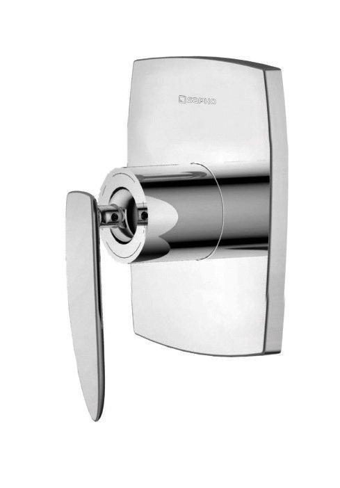VENETA podomítková sprchová baterie, 1 výstup, chrom VN41