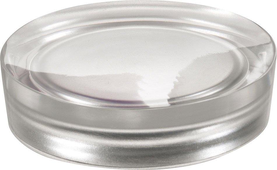 VEGA mýdlenka na postavení, stříbrná VG1173