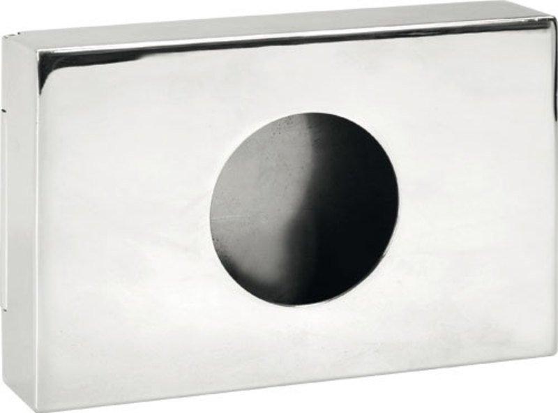 Zásobník hygienických sáčků HygBag, chrom 101403031