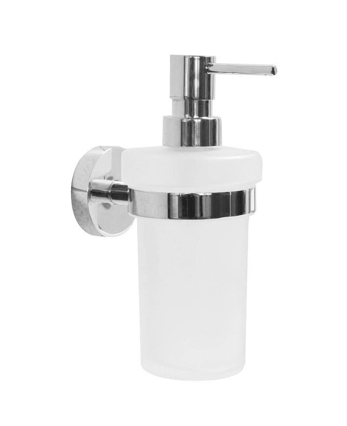 OMEGA dávkovač mýdla 250ml, chrom 104109017
