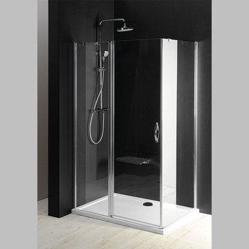 One obdélníkový sprchový kout 800x1200mm L/P varianta GO4880GO3512