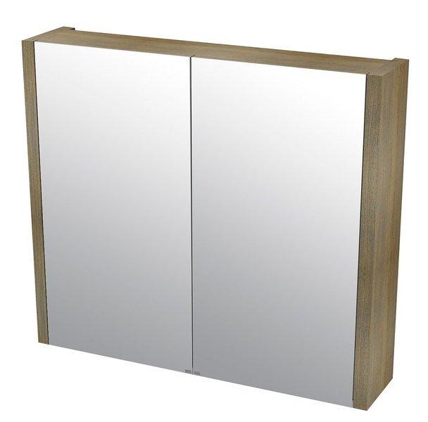 LARITA galerka 80x70x17cm, dub graphite LA080