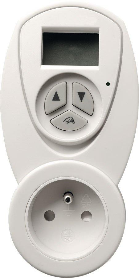 Termostat s časovačem, bílá ST311