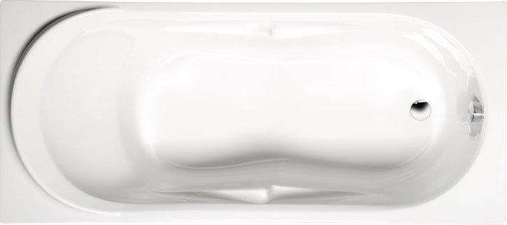 ADRIANA obdélníková vana s podstavcem 170x74x45cm, bílá 36111