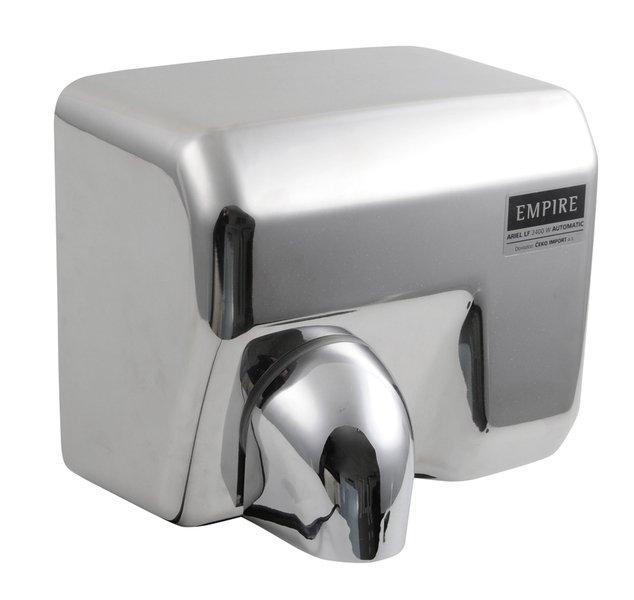 EMPIRE elektrický osoušeč rukou, nerez 9809