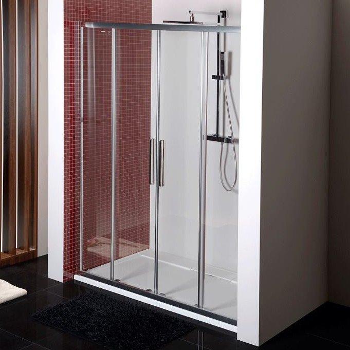 LUCIS LINE sprchové dveře 1600mm, čiré sklo DL4315