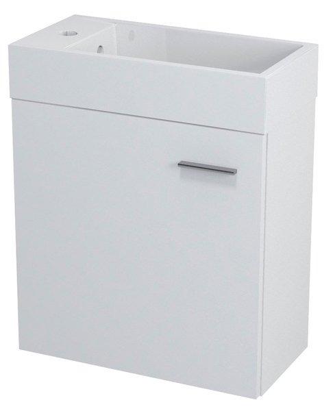 LATUS IV umyvadlová skříňka 49,5x50x25cm, bílá 55570