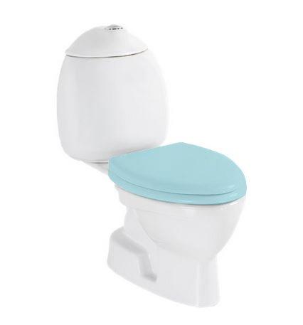 KID dětské WC kombi vč.nádržky, spodní odpad, bílá CK301.400