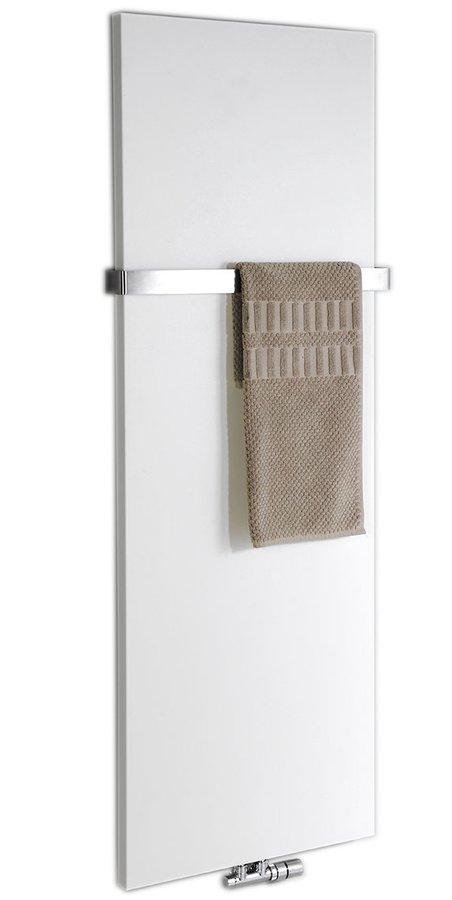 MAGNIFICA otopné těleso 608x1806mm, bílá s texturou IR137