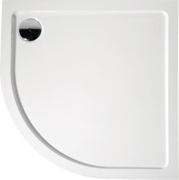 STARYL sprchová vanička čtvrtkruh 90x90x4cm RS295