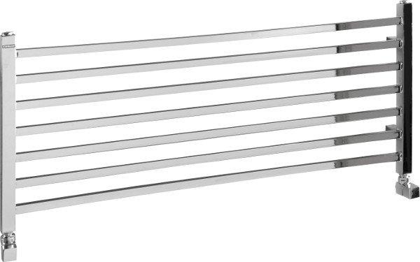METRO otopné těleso 1000x450 mm, chrom 0411-10