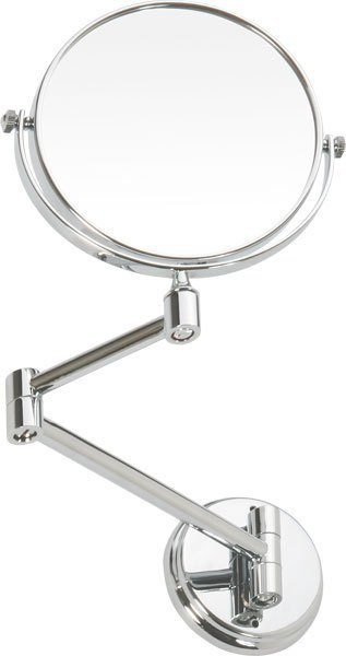 OMEGA E závěsné kosmetické zrcátko průměr 150mm, chrom 106301122