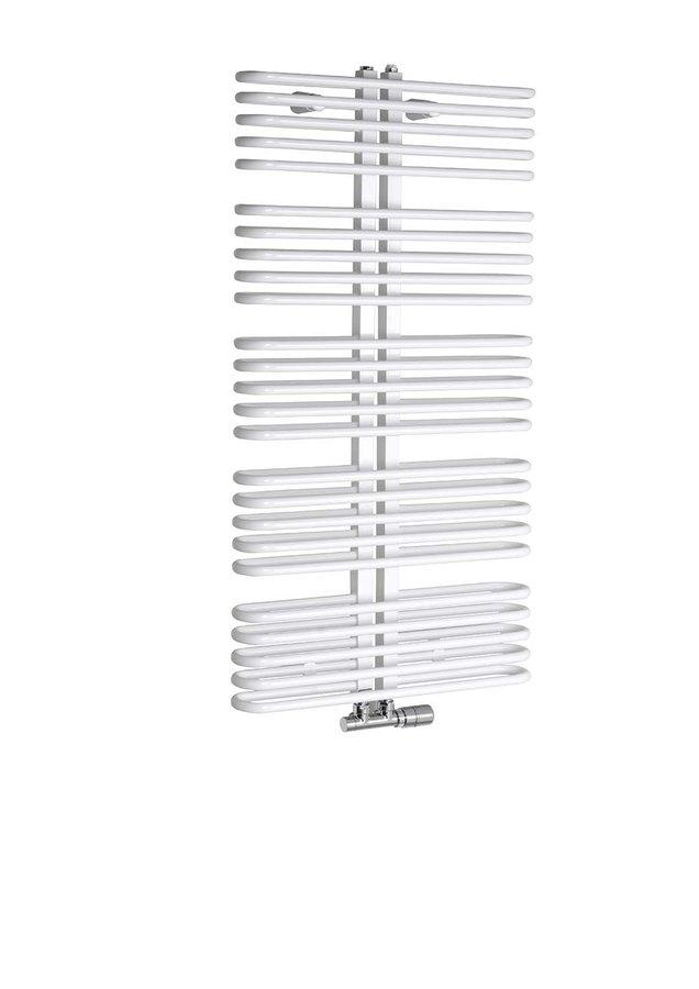 ASTRA otopné těleso 600x1170 mm, 850 W, bílá AS514