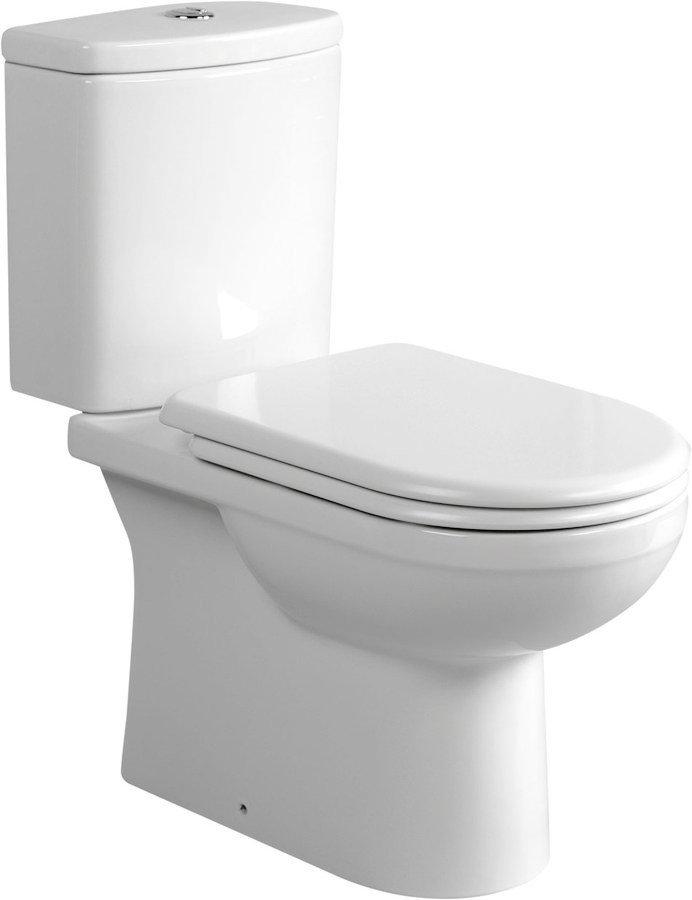 Kombi WC Dynasty,spodní/zadní odpad WCset05-Dynasty