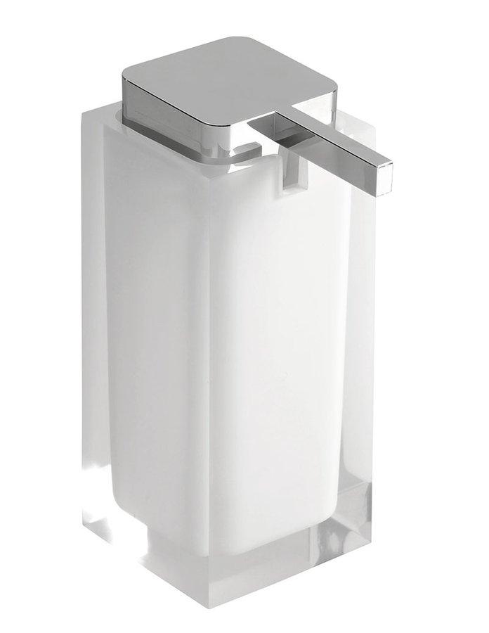 RAINBOW dávkovač mýdla na postavení, bílá RA8002