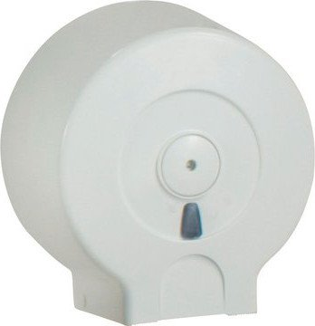 Zásobník na toaletní papír do průměru 29cm, ABS bílá 608